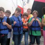 Segelclub und Schulsegeln